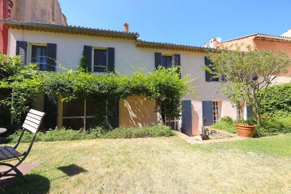 For sale village house La Garde-Freinet - Village house renovated with garden