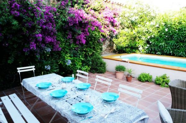 For sale village house Cogolin - Village house of 150 m2 with garden and garage