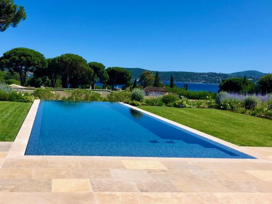 For sale house, villa Grimaud - High end contemporary villa with sea view