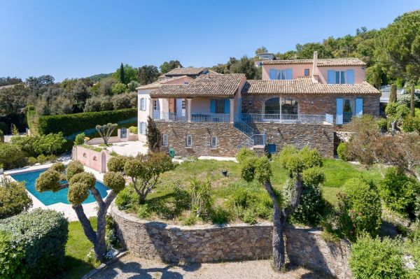 For sale house, villa Grimaud - Villa of 350 m2 with sea view