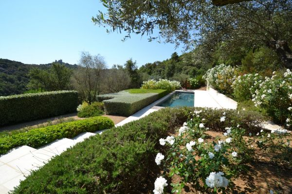 For sale house, villa Grimaud - Contemporary villa with panoramic view in Grimaud