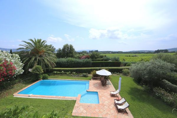 For sale house, villa Grimaud - Villa near the golf of Beauvallon