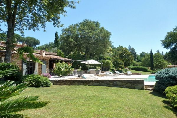 For sale house, villa Grimaud - Charming property in the country of Grimaud