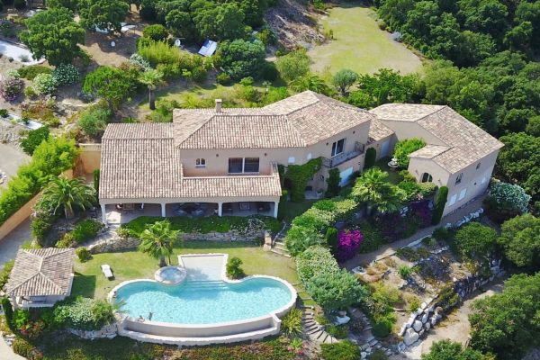 For sale house, villa Grimaud - Villa with sea view in Grimaud