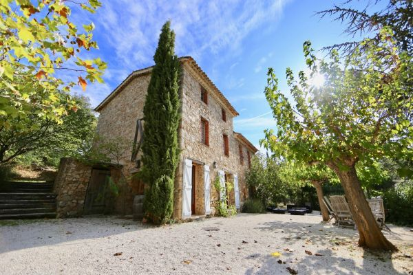 For sale house, villa Le Plan-de-la-Tour - Stone house renovated in Le Plan de la Tour