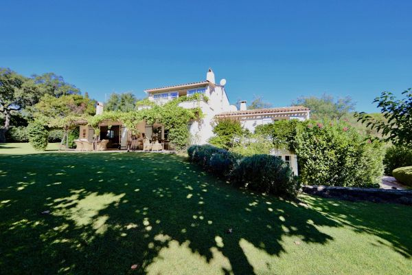 For sale house, villa Grimaud - Villa in Beauvallon