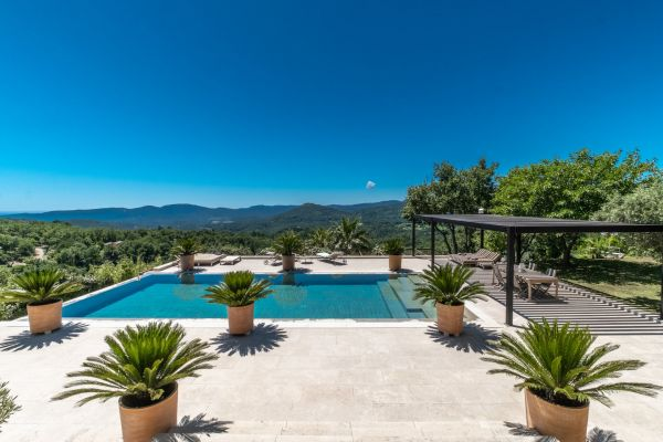 For sale house, villa La Garde-Freinet - Contemporary villa in La Garde Freinet