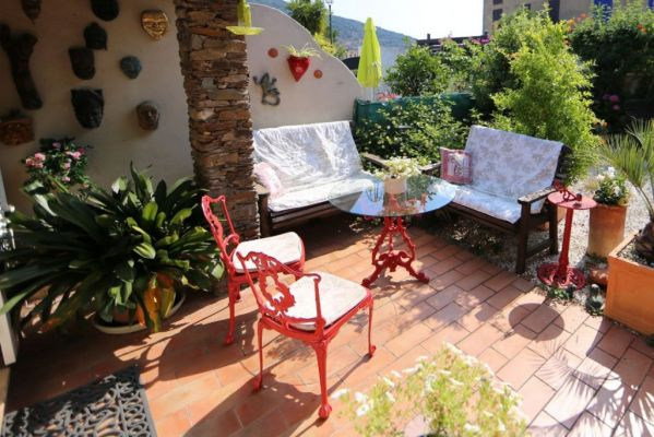 For sale house, villa Grimaud - House with garden in the center of Grimaud