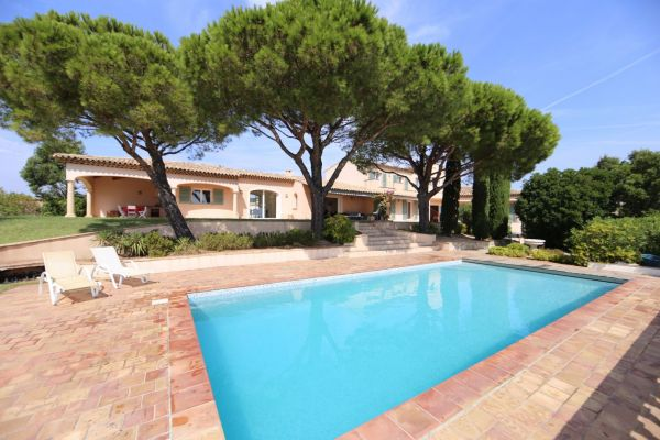 For sale house, villa Sainte-Maxime - Exceptional sea view from Les Issambres to St Tropez