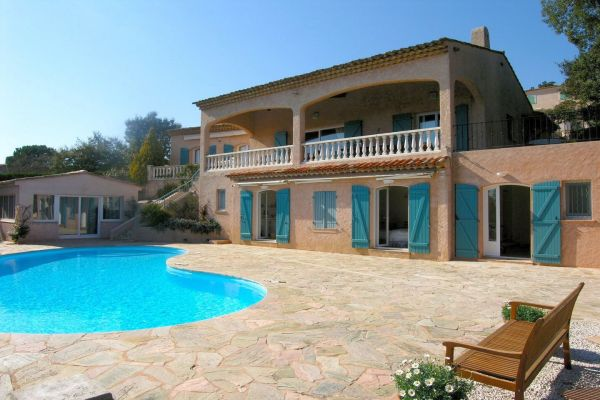 For sale house, villa Grimaud - House with sea view in Grimaud